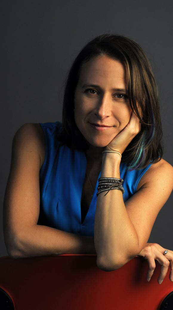 23andMe co-founder Anne Wojcicki.
