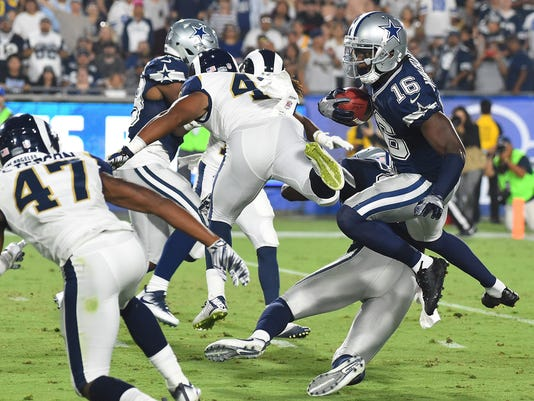 NFL: Dallas Cowboys at Los Angeles Rams