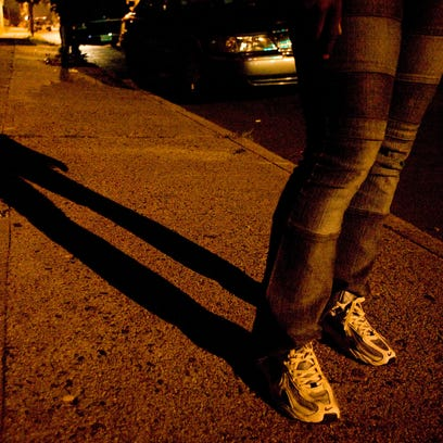 Paterson police arrested 21 prostitutes and nine johns