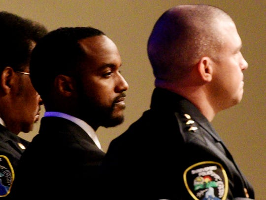 The funeral for Shreveport Police Department officer