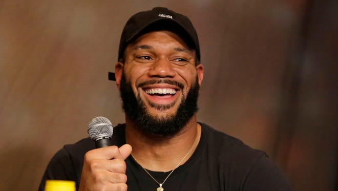 Green Bay Packers tight end Lance Kendricks was Ty Montgomery's guest during Monday's Clubhouse Live in Appleton.