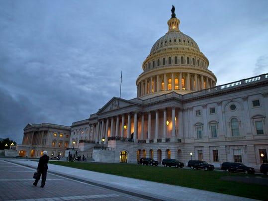 government shutdown odds