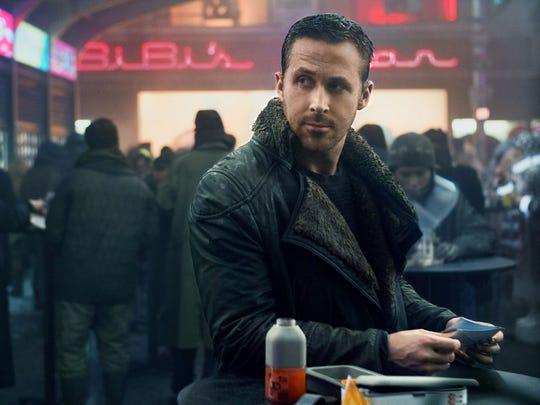"""Ryan Gosling stars as Officer K in """"Blade Runner 2049."""""""