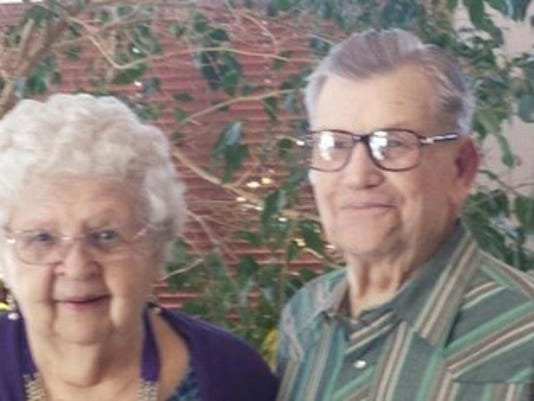 Anniversaries: Quintin Sorenson & Lucille Sorenson