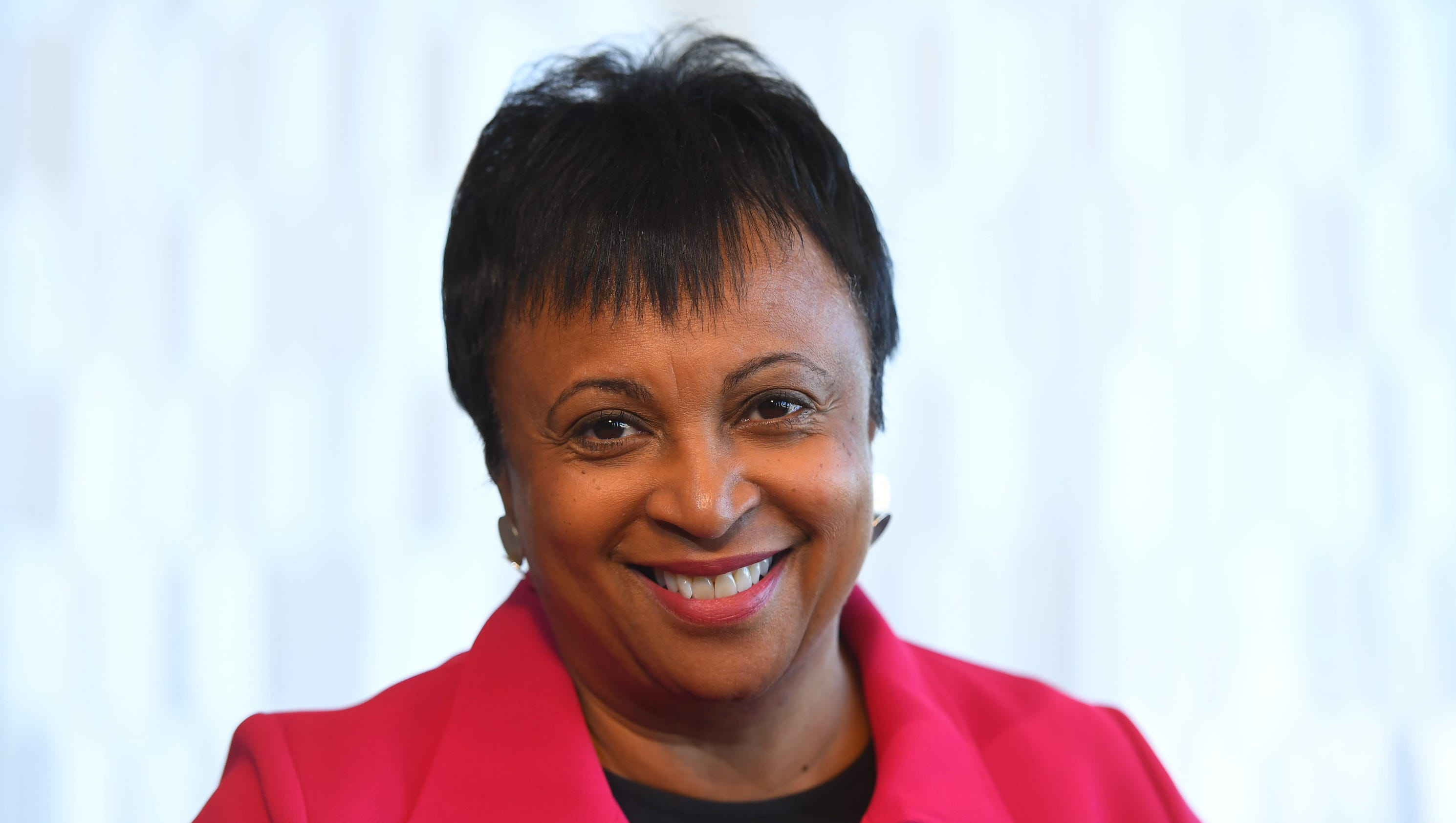 Carla Hayden becomes the first woman first black to lead Library. Carla Hayden becomes the first woman first black to lead Library of Congress