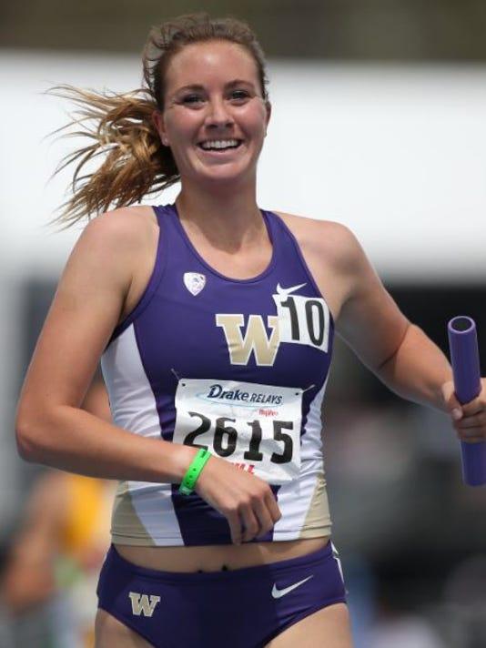 Katie Flood Drake Relays