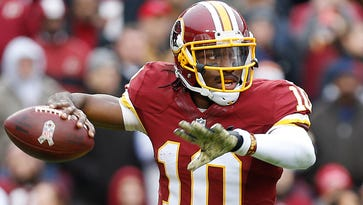 Redskins offseason report: Make-or-break season for Robert Griffin III?