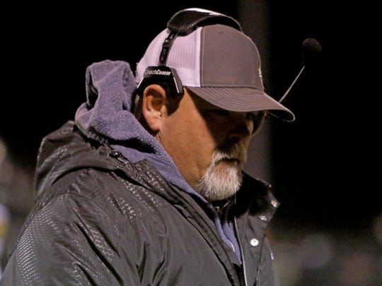 Henrietta's Byron West has won 94 games since taking over the Bearcats in 2005. Nine of those occurred in the playoffs.