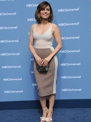 Sophia Bush attends the NBCUniversal 2016 Upfront Presentation