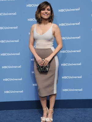 Sophia Bush attends the NBCUniversal 2016 Upfront Presentation on May 16, 2016 in New York City.