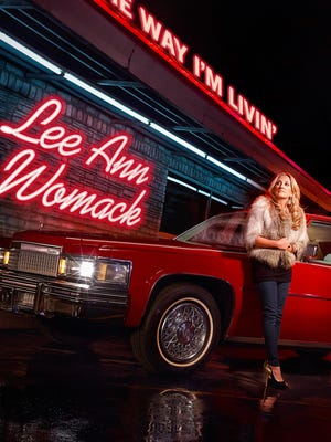 Lee Ann Womack has made a career of putting a modern twist on classic country music. She is playing April 29, 2016, at the Las Cruces Country Music Festival.