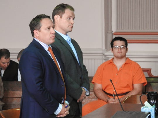 Colby Owens was sentenced Monday to 15 months in prison