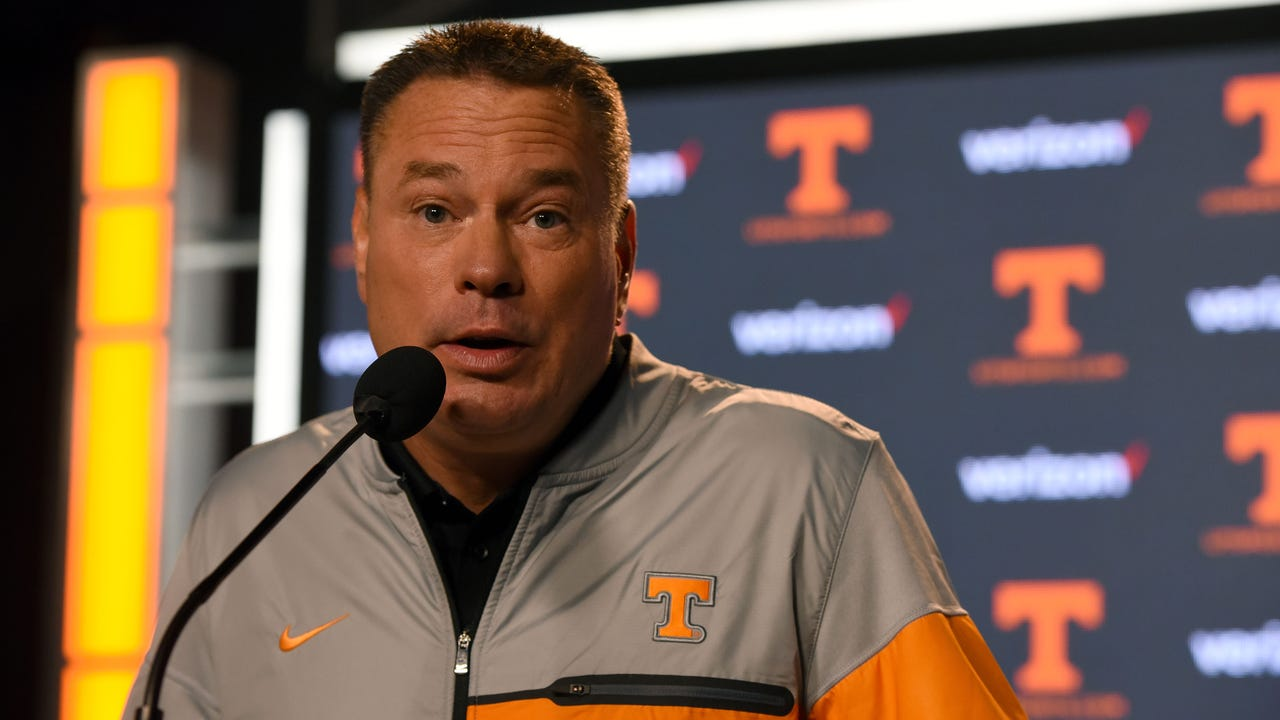 Butch Jones: We're all disappointed in our performance
