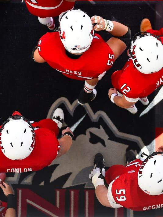 USP NCAA FOOTBALL: CENTRAL MICHIGAN AT NORTHERN IL S FBC USA IL