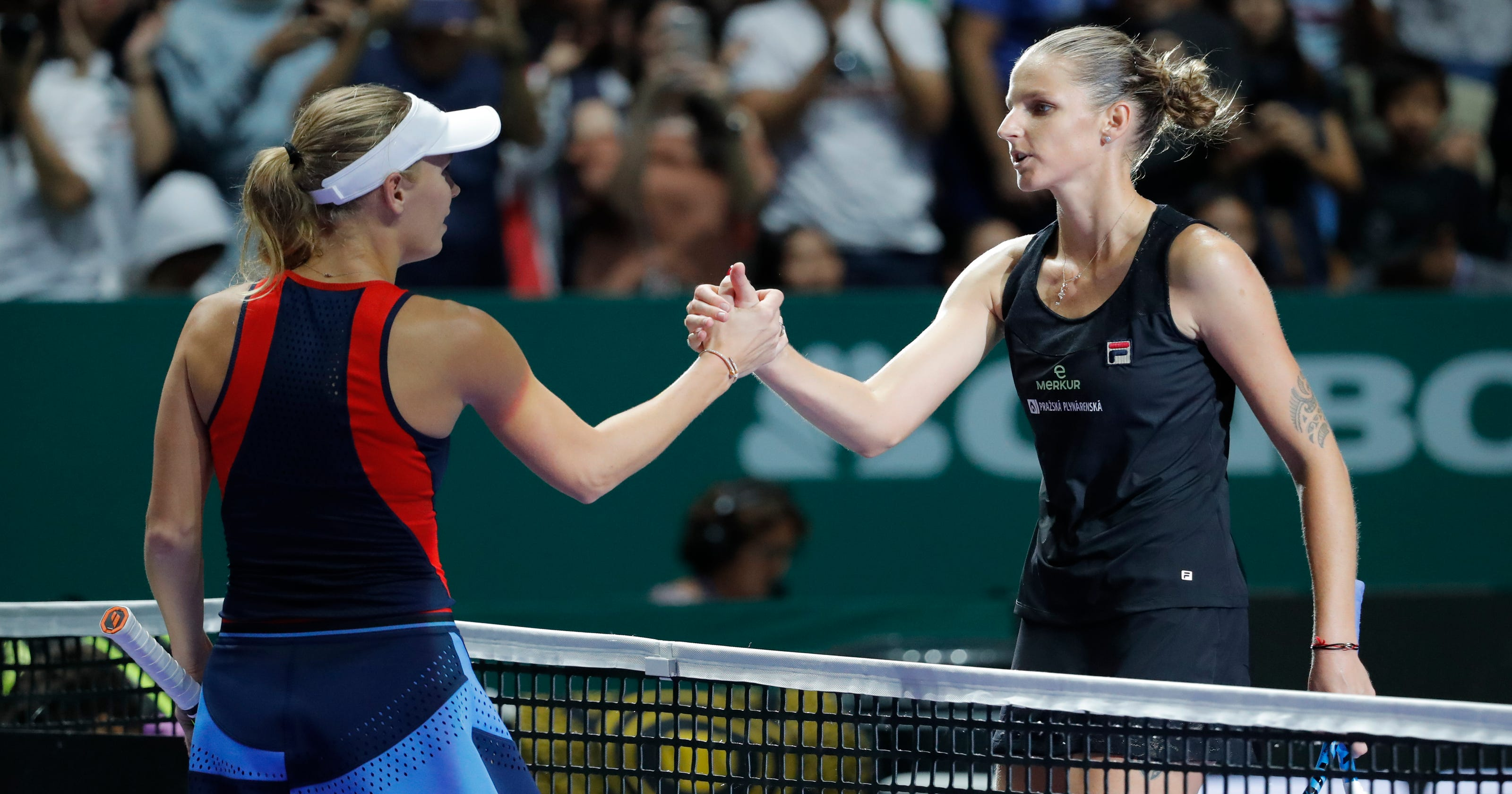 Svitolina and Pliskova win opening matches at WTA Finals af867b480fa