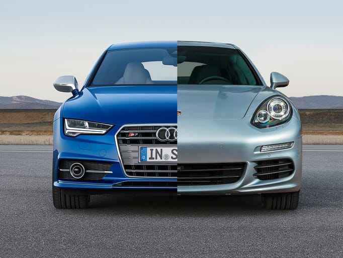German automakers are mating athletic performance with