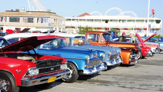 Cruisin' Ocean City returns to the resort May 14-17.