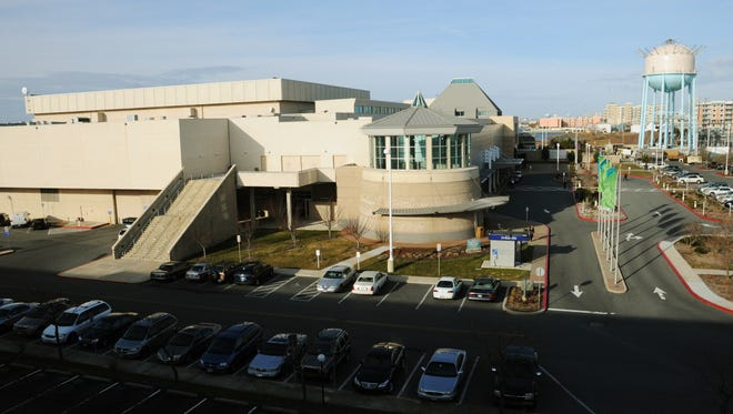 The Roland E. Powell Convention Center in Ocean City will host the Spring Arts and Crafts Show on Memorial Day weekend.