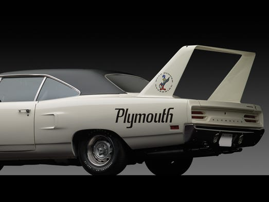 Is A Wacky 70 Plymouth Superbird Worth 500 000