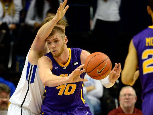 NCAA Basketball: Northern Iowa at Indiana State