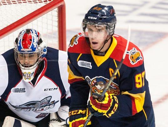 Oilers win NHL draft lottery, can pick McDavid