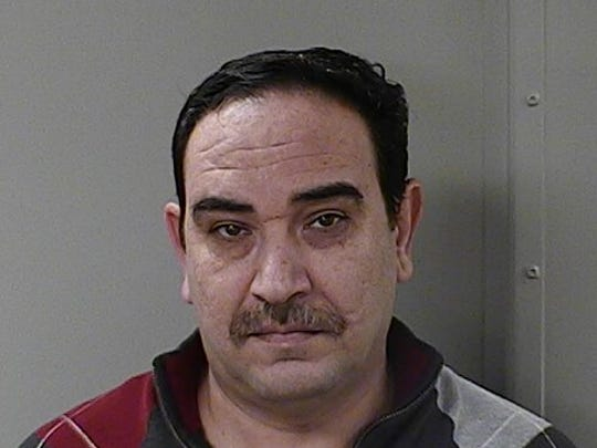 """Eskander G. Eskander, Family Market Discount in La Vergne, charged with possessing and selling a schedule VI drug, was arrested as part of """"Operation Candy Crush,"""" Rutherford County's sting of CBD vendors."""