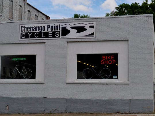 Chenango Cycles building.jpg