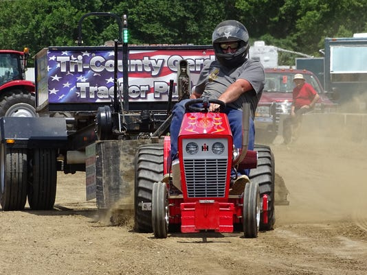 1- Tractor Pull
