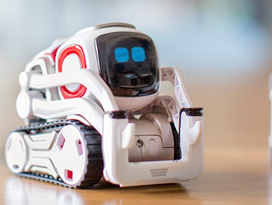These Toys Make The Perfect Robot Sidekick