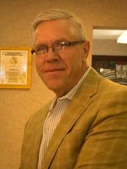 James Raben, Vanderburgh County Councilman