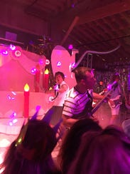Cage The Elephant surprised Bonnaroo campers with a