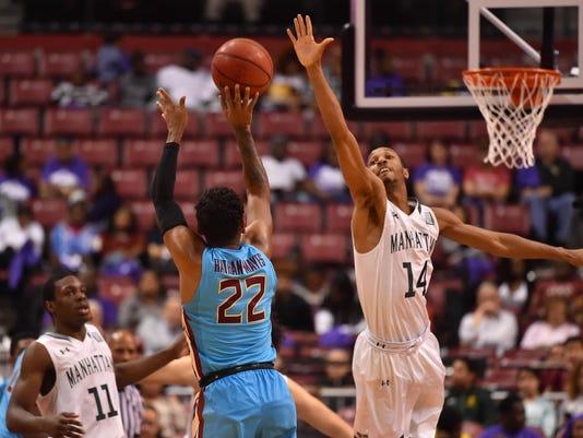 NCAA Basketball: Orange Bowl Basketball Classic-Manhattan at Florida State