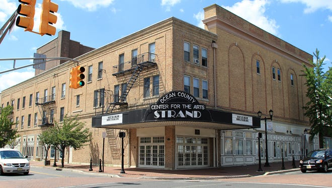 The Strand Theater in Lakewood.