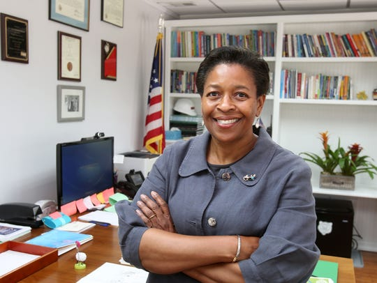 Valerie Henning-Piedmonte will become Hastings superintendent July 1.