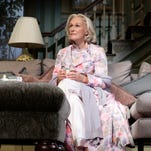 Glenn Close appears in the new revival of 'A Delicate Balance' on Broadway.