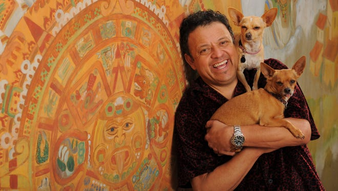 Comedian, actor, writer and producer Paul Rodriguez will headline the Latin Comedy Jam at 8 p.m. Friday at the Plaza Theatre in Downtown.