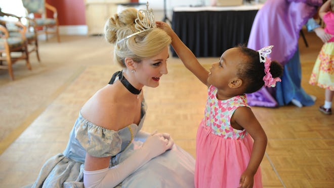 Ark is still looking for Fairy Godparents to sponsor children to attend the Fairy Tale Ball. Sponsorships cost $25.