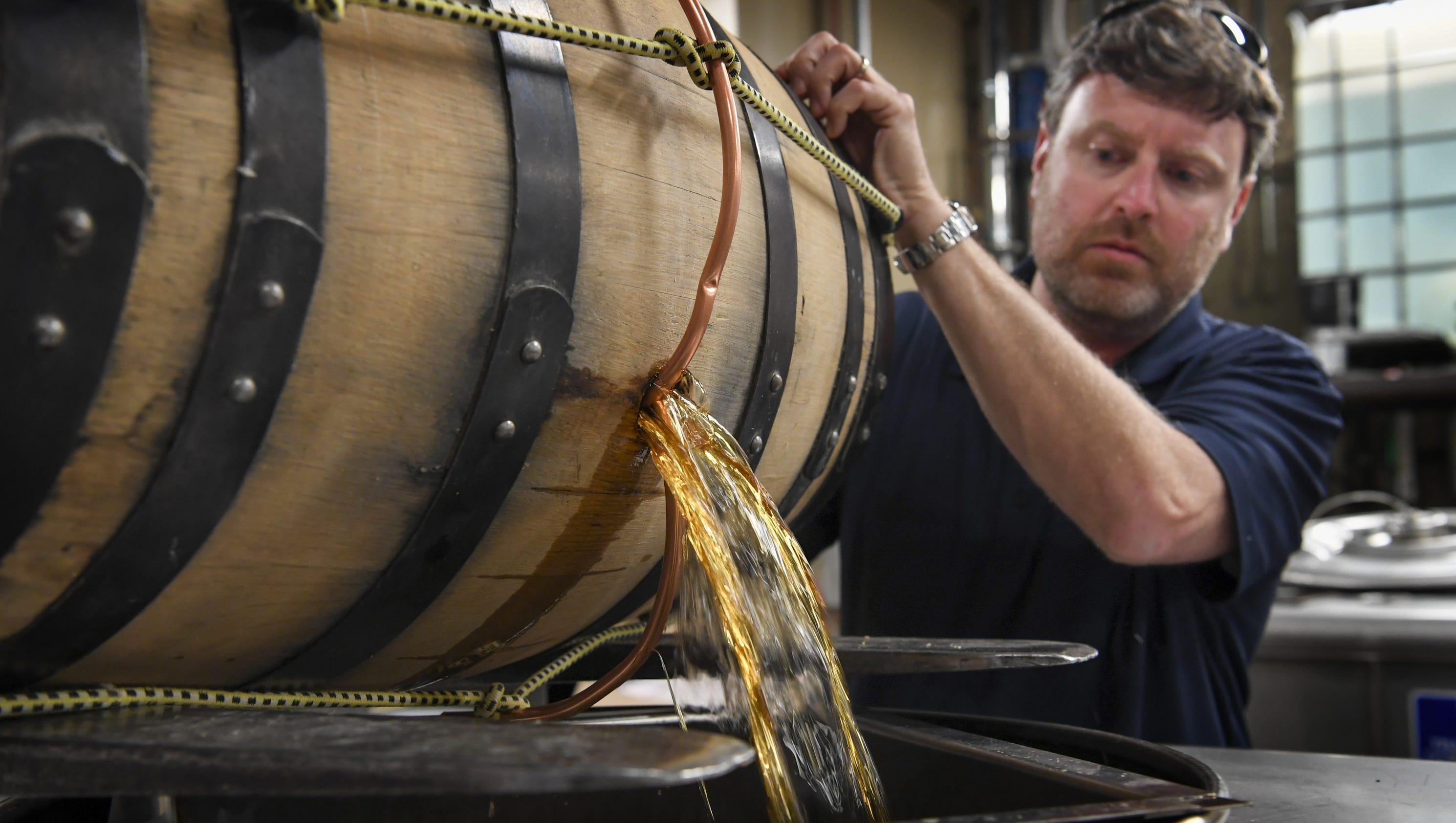 Craft Distillewry Tour Tennessee