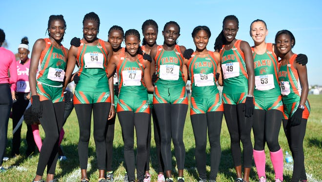 MEAC Women's Cross Country Championships at Delaware State University, Delaware State University Outreach and Research Center in Smyrna, DE.