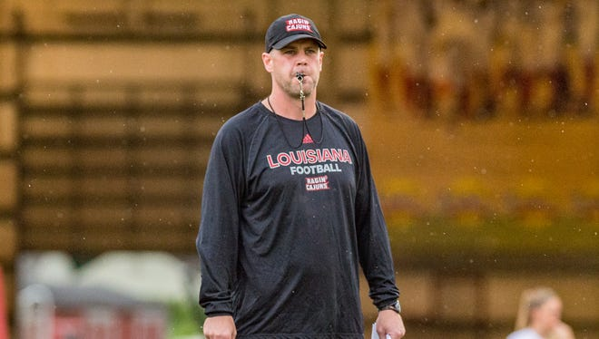 UL coach Billy Napier's Ragin' Cajuns aren't listening to what outsiders are saying.