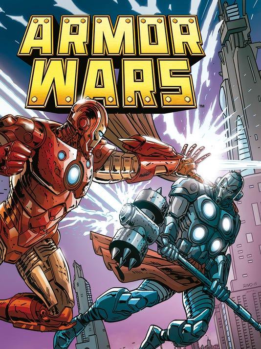 Buy Marvel Toys Get An Armor Wars Comic