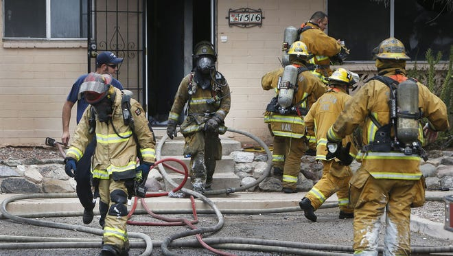 The latest federal study by the National Institute for Occupational Safety and Health found an increase in the number of cancers in U.S. firefighters.