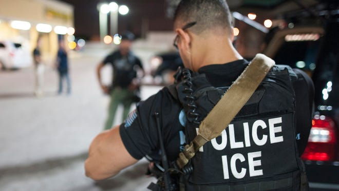 Member of the U.S. Immigration and Customs Enforcement's Enforcement Removal Operations Miami field office conducted a law enforcement action targeting individuals in Florida and Puerto Rico who pose a threat to public safety from April 18-24, 2017.