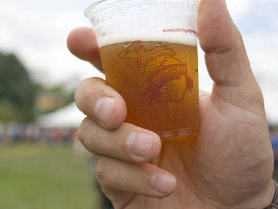 The Detroit Fall Beer Fest is one of the biggest
