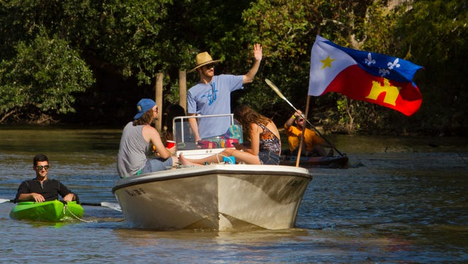 Louisiana boat operators are reminded to remain sober behind the wheel over the long holiday weekend.