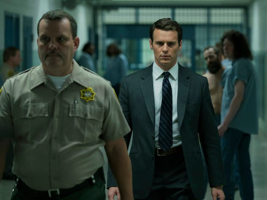 'Mindhunter' premieres on Netflix, Friday, October