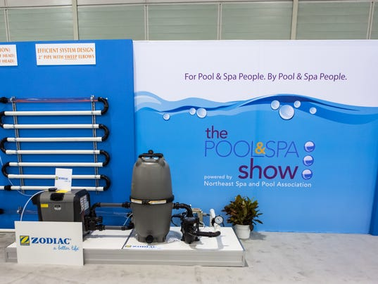 Pool spa show returns to atlantic city for Pool and spa show atlantic city nj