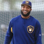 Brewers by position: Domingo Santana flashes potential in right