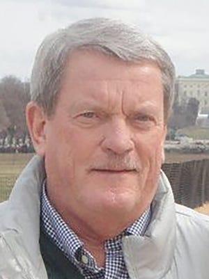 Rod Hervey, 69 of Greenwood, IN.