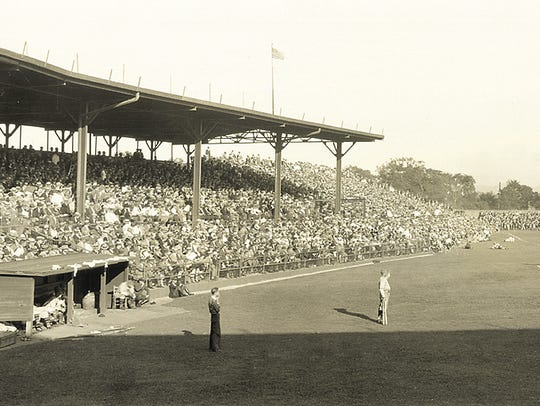 Rickwood Field opened in August 1910, and some of the